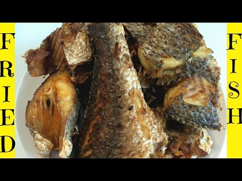 How to Fry Fish | Fried Fish Recipe | Deep Fry Fish