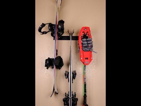 Review: Rough Rack 3-6 Ski & Snowboard Rack