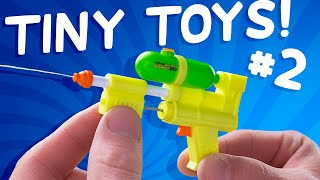 Download 12 of the World's Smallest Toys that Actually Work! Video