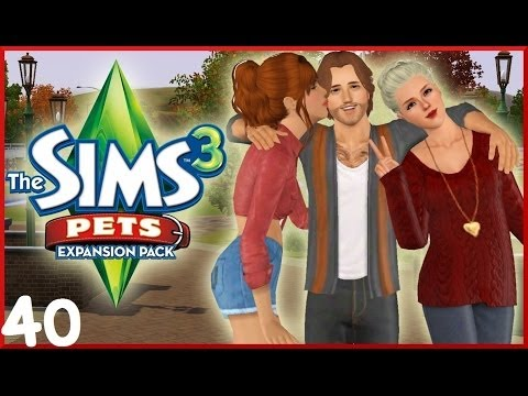 Let's Play: The Sims 3 Pets - (Part 40) - Here Comes The Bride