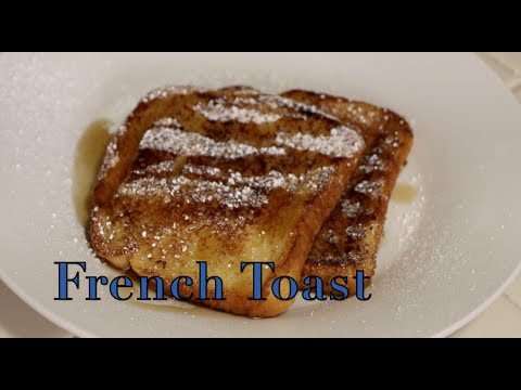 How to make amazing French Toast 🇫🇷 🍞!