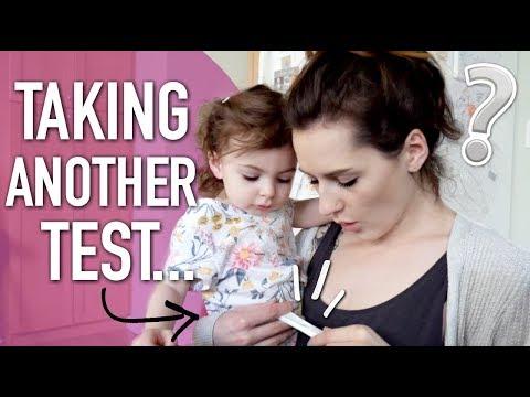 SHOCKING PREGNANCY TEST RESULTS! || I'M PREGNANT!! || LIVE PREGNANCY TEST 2018