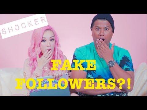 Social Blade Exposé: Who bought FAKE IG followers??
