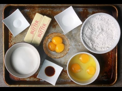 MISE EN PLACE | preparing yourself for successful baking