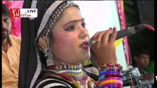 मेला में भीड़ घनी , रानी रंगीली प्योर देसी भजन NEELAM LIVE 2016