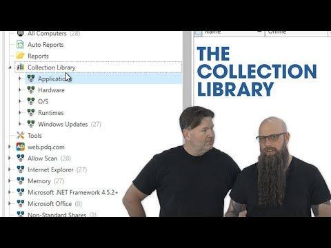 Introduction to the Collection Library in PDQ Inventory