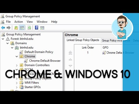 How To Make Chrome Default Browser on Windows 10 (Group Policy)