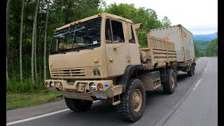Buying a military cargo truck