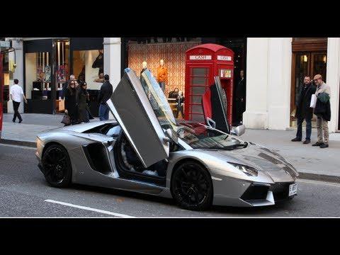 How to drive your Lamborghini Aventador!! #Stuntin