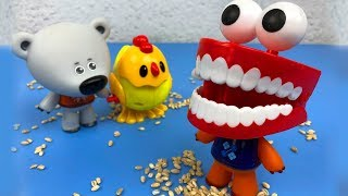 Download Ми ми мишки Мультики с игрушками Все серии про Кешу и Тучку Сборник Mimimishki Video