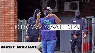 Big Vidal x K1 x DMuni - 23 Bop & Step [Music Video] (4K) | KrownMedia