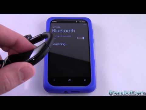 How To Pair Bluetooth On Windows Phone