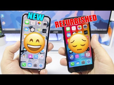 Wanna Know If Your iPhone Is *NEW* or *REFURBISHED* !?