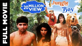 Jungle Boy 1998 | Hollywood Adventure Movie In Hindi Dubbed