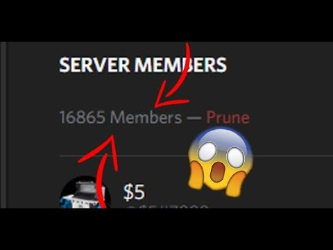 How to make a popular Discord server (clickbait)