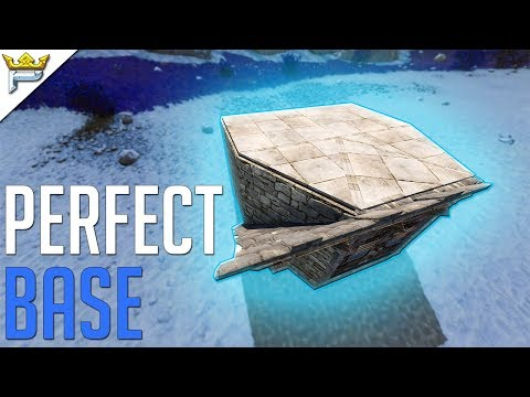 RUST - THE PERFECT BASE BUILD