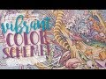 Creating A VIBRANT Color Scheme With FABER CASTELL Pencils
