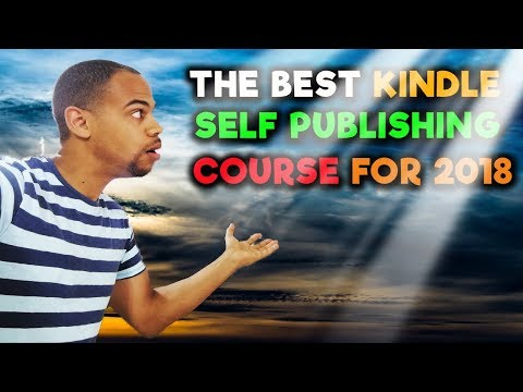 HOW TO MAKE YOUR FIRST $1000 WITH KINDLE PUBLISHING IN 2018   COURSE REVIEW