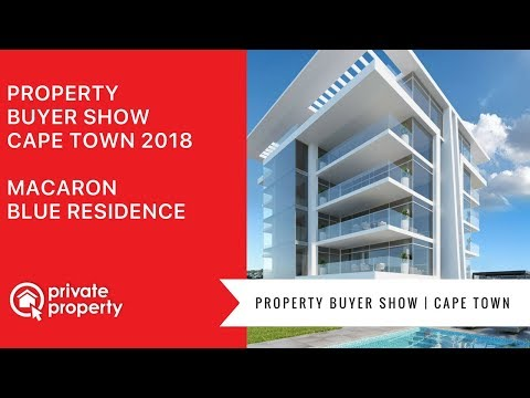 Property Buyer Show 2018 Cape Town   Macaron Blue Residence