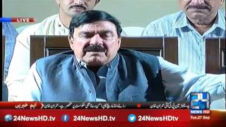 Sheikh Rasheed cant stop making people laugh