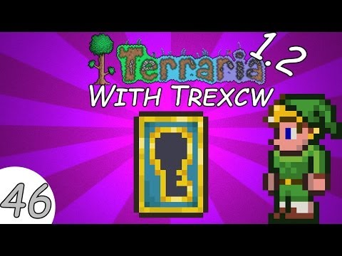 Terraria 1.2 with Trexcw - Episode 46- Hallowed Key Mold