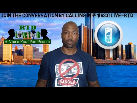 RTD Live Talk - Let's Talk Cash (Call Toll Free #)