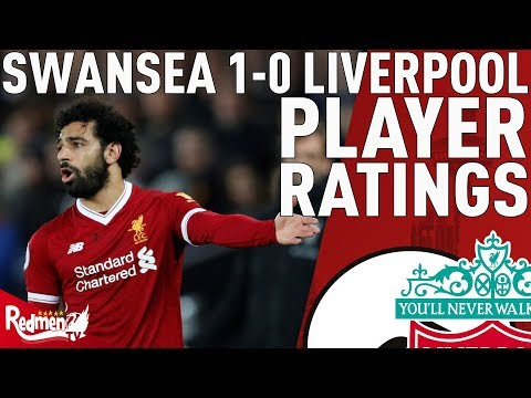 6s & 7s All Round! | Swansea v Liverpool 1-0 | Player Ratings