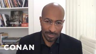 Van Jones On George Floyd, Police Brutality, & What Comes Next - CONAN on TBS