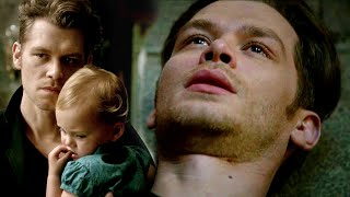 The Originals 3x22 Klaus and Hope & Mikaelson family moments   Kill the pain