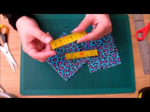 Diy: Duct Tape Snap Pouch / Purse