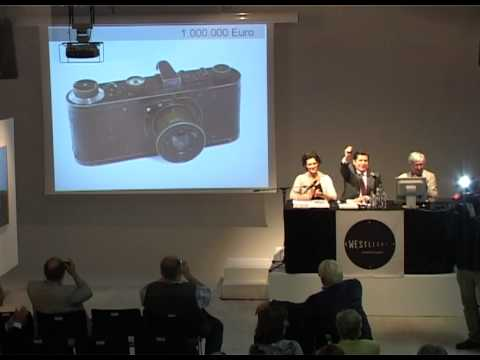 The 2nd most expensive camera in the world (1,9 Million Dollar incl. premium price)