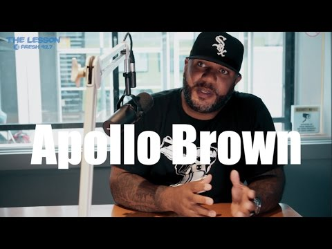 """Apollo Brown Shares His Thoughts On Commercial Radio """"Let's Get Some Balance In The Game"""""""