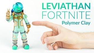 Leviathan (Fortnite Battle Royale) – Polymer Clay Tutorial
