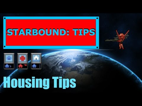 Starbound Tips: Efficient Housing for Tenants