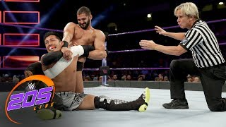 Akira Tozawa vs. Ariya Daivari: WWE 205 Live, July 18, 2017