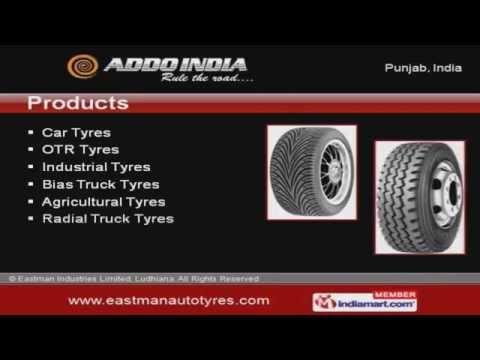 Car Tyres  by Eastman Industries Limited, Ludhiana, Ludhiana
