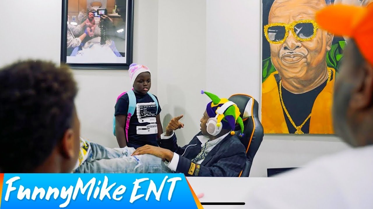 THE HOOD DAYCARE... EP.1