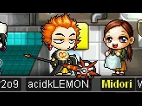 [Amoria Quest Haircut] acidkLEMON, aka inerd808 :D