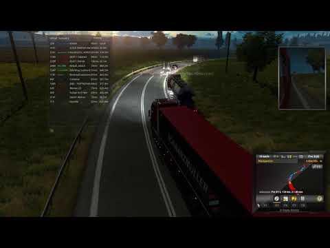 TruckersMP Report: Xavier Alonso
