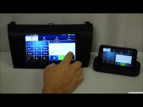 Android Ultimate In-Car OEM System - Remote Bluetooth Touch, HDMI Mirroring