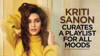 Kriti Sanon curates a playlist for all moods | Kriti Sanon Fun Interview | Filmfare Exclusive