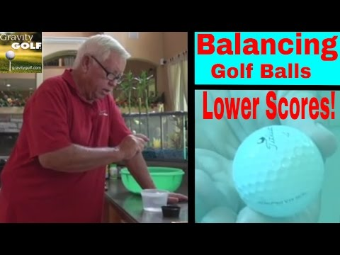 Golf Tips:► Balancing Golf Balls ►Little know Golf Tip to give you an extra edge  in your game.