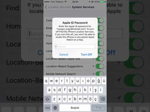 IOS 10.3 HOW TO REMOVE AND BYPASS ICLOUD WITHOUT AN OWNER PASSWORD(^BLACKWING^)