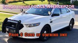 I bought Police car, OVERVIEW and what comes with it
