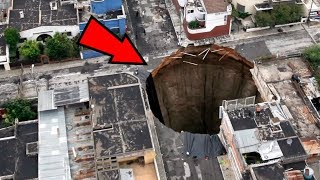 5 Scariest Things That Appeared Out Of Nowhere!
