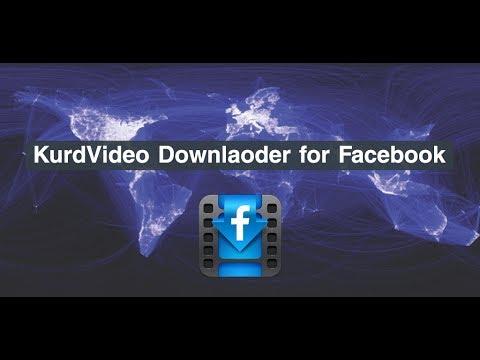 KurdVideo Downloader For Facebook