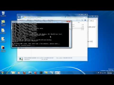 Revised: How to Remove a Windows 7 Watermark (all builds)