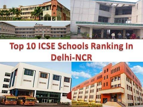 Top 10 ICSE Schools Ranking In Delhi NCR
