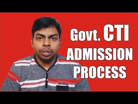 How to Take Admission in CTIs under CITS