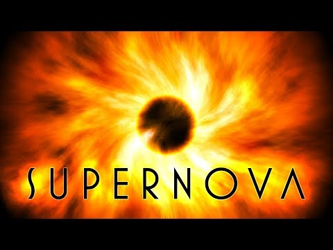 Photoshop: How to Create a Powerful SUPERNOVA from Scratch